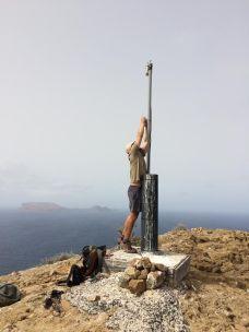 Montaña Clara antena 1